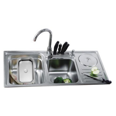 Chậu rửa chén inox Erowin D9345